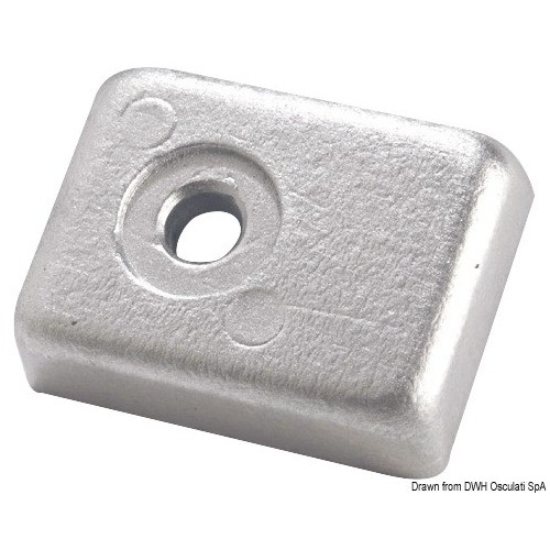 Anode 40/50 HP 4 temps